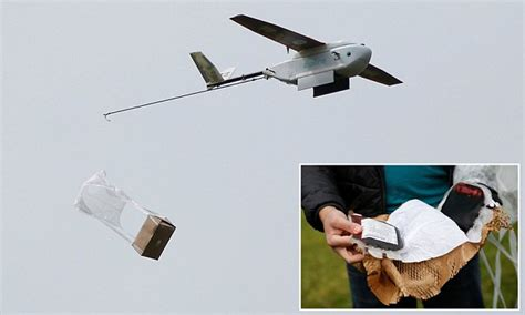 drugs    catapulted  rwanda attached  drones daily mail