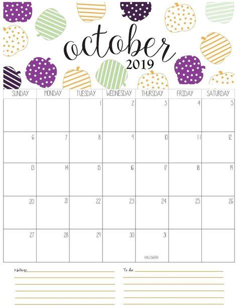 october monthly calendar planner october calendar