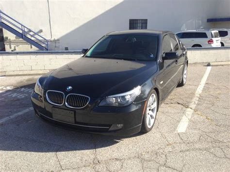 Find Used 2008 Bmw 535i With Extended Warranty In North
