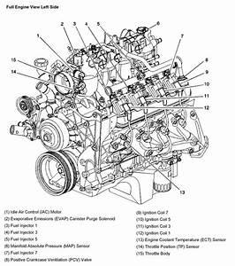 2000 Chevy Silverado 5 3 Engine Crank Sensor Wiring Diagram Also