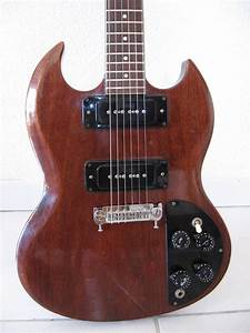 Gibson Sg Pro  1972  Image   49824