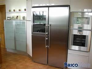 Frigo Americain Avec Glacon : frigo americain avec tv choix d 39 lectrom nager ~ Premium-room.com Idées de Décoration