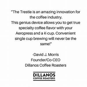 Trestle, By, Caffewerks, Is, Patent, Pending, 62, 882, 405
