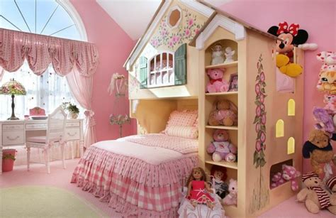 chambre princesse fille idee decoration chambre fille princesse