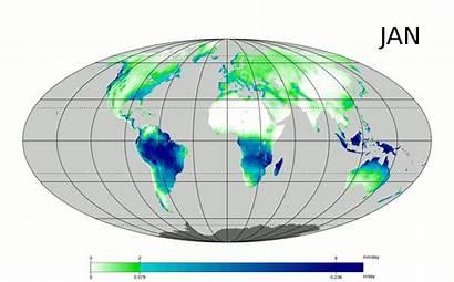 Rainfall Wikipedia Earth Climatology Average Monthly Wiki