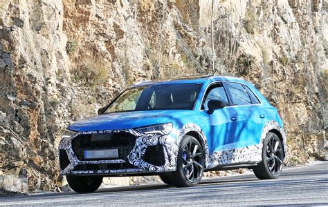 audi rsq3 2020 2020 audi sq3 rs q3 pictures photos wallpapers top