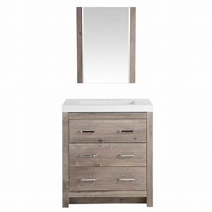 Home Depot: Sink Vanity & Mirror Sets From $119
