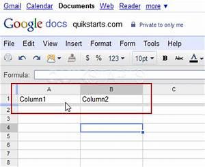 4 With google docs add field