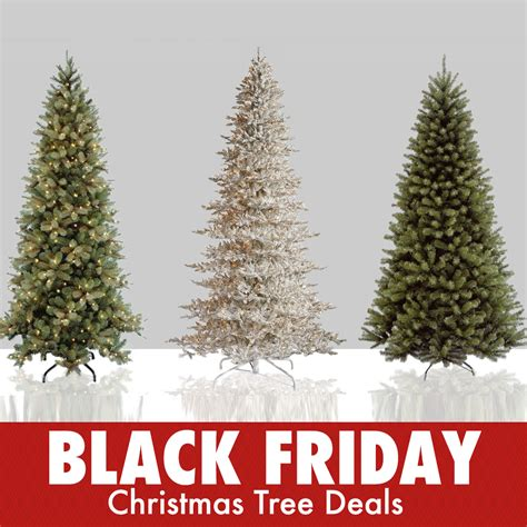 Black Friday Christmas Tree Deals!  Julie's Freebies
