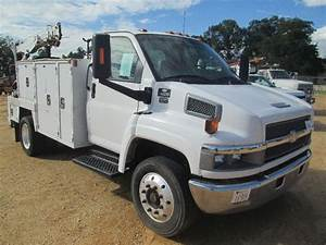 2005 Chevrolet C5500 Service Truck  S  N 1gbe5c1275f503820