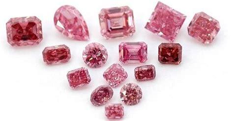 Fancy Pink Diamonds, Natural Fancy Colored Diamonds