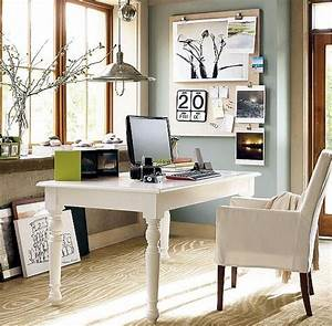 small spaces home office design with white white wooden With small home office furniture ideas