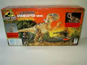 Jurassic Park Dinosaur Toys