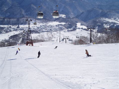 みなかみ 高原 スキー 場