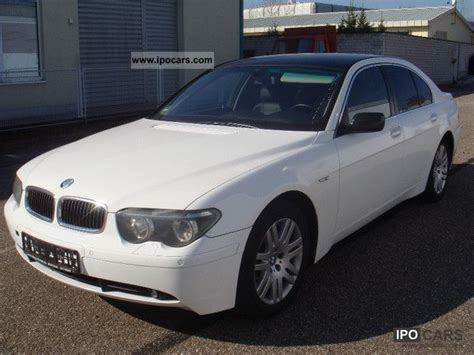 Bmw 745i Technical Specifications