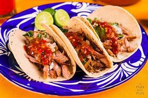Tacos de carnitas de puerco - Receta mexicana - YouTube