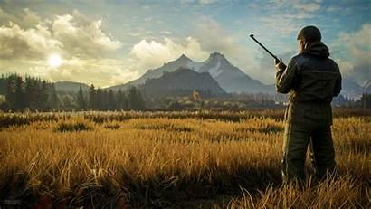 Wild Call Thehunter Wallpapers 4k Hunting Games