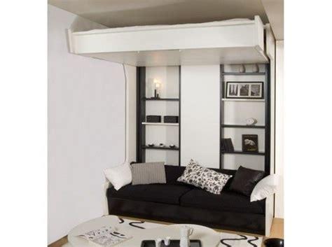 lit mezzanine canape 1000 idées sur le thème lits escamotables sur