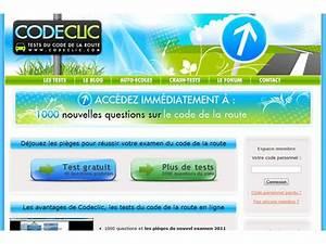 Tests Code De La Route : codeclic tests du code de la route ~ Medecine-chirurgie-esthetiques.com Avis de Voitures