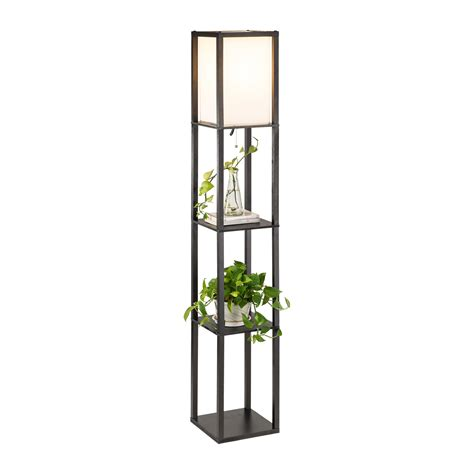 Etagere Floor L With Shelves by Co Z Floor L With Shelves Etagere Floor L Modern