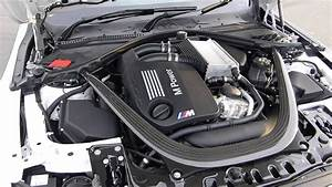 Bmw M4 Engine Bay With Revving