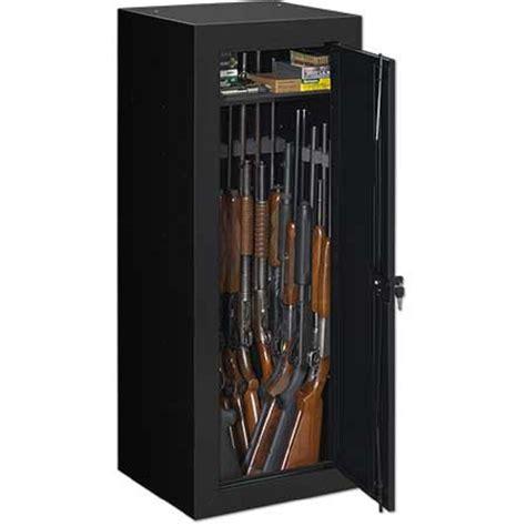 Stack On 22 Gun Steel Security Cabinet With Bonus Door