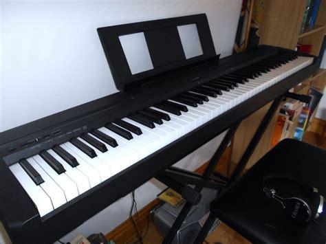 Yamaha P45 88key graded hammer keyboard  including stand