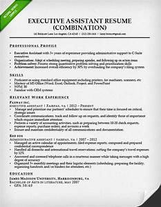 combination resume samples writing guide rg With how to write a combination resume