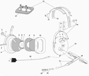 David Clark Headset Parts Diagram Auto Wiring