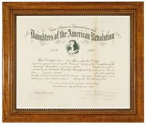 Women's His... Daughters Of The American Revolution