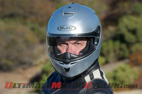 Hjc Is-17 Motorcycle Helmet Review