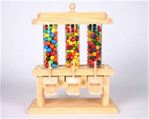 candy machine woodworking plan