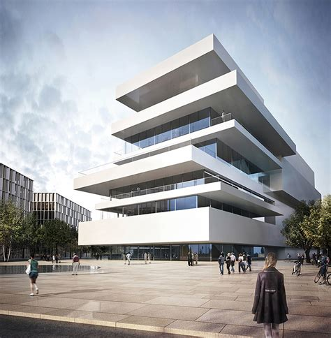 Haus Der Zukunft Museum  Ortiga & Moura