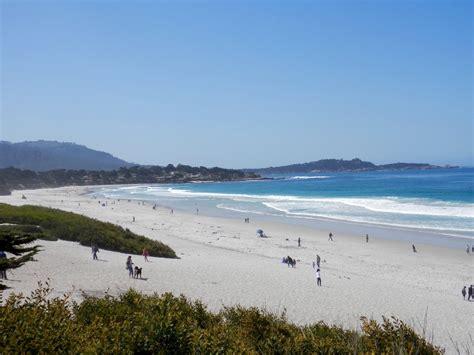 Carmel Beach City Park, Carmelbythesea, California