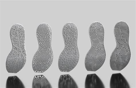 data  design concept midsoles nervous system