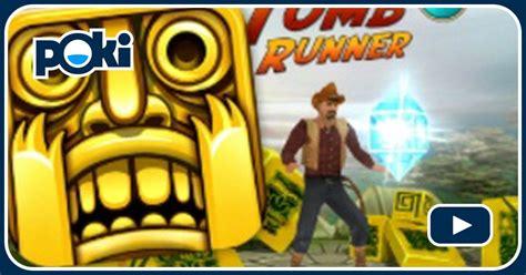 Poki, play all online games in one app. TOMB RUNNER オンライン - Tomb Runnerを無料で楽しむ で Poki.jp!