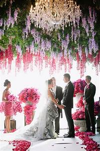 wedding ceremony flowers belle the magazine With ideas for wedding ceremony