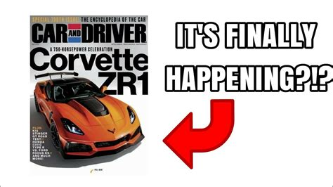 The 2019 Corvette Zr1 Is Finally Here!