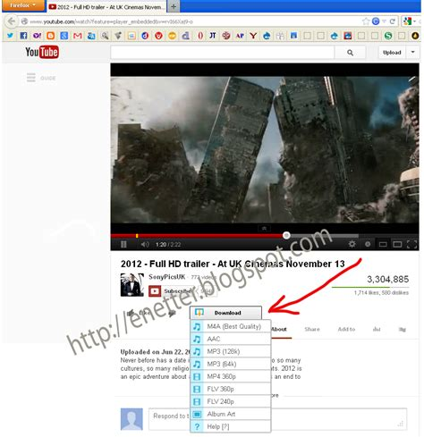 trik   video youtube    klik terbaru  enetter
