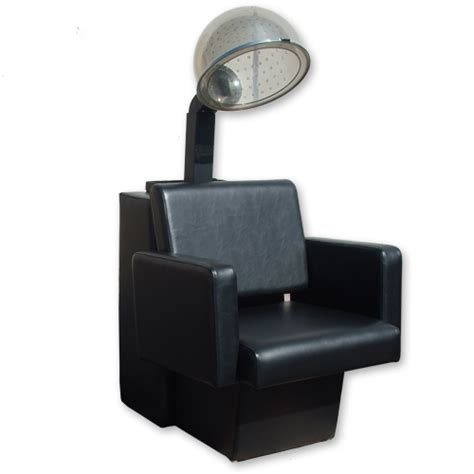 salon 4 station package black styling chair