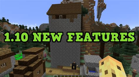 Minecraft 110 New Mobs, Structure, Blocks (snapshot