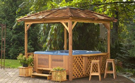 spa enclosures  gazebo kits  easy  assemble       purposes