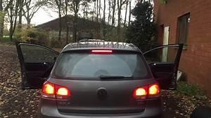 Golf 6 Vi Inneren R U00fcckleuchten Als Bremslicht Auch Aktiv Von Marc A