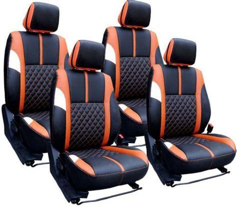 Orange Car Seat Covers