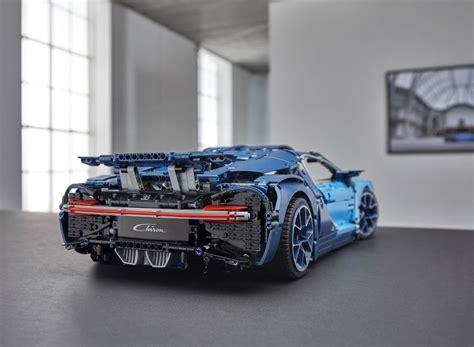 4.5 out of 5 stars (533) $ 118.82. El Bugatti Chiron de LEGO Technic tiene 3.599 piezas
