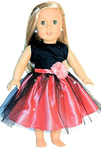 Showtime Sparkle & Spin Ballet Costume Dress for American
