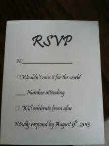 rsvp wedding cards 1000 images about rsvp cards on response cards free wedding invitations and wedding