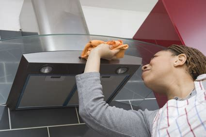 nettoyage de hotte de cuisine comment nettoyer sa hotte de cuisine