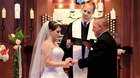 kaitlyn  josh full wedding ceremony furman