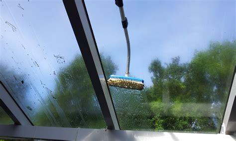Duschkabine Sauber Machen by Glas Terrassendach Reinigen Plexiglas Terrassen